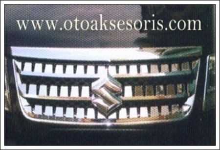 Aksesoris Mobil SUZUKI » Aksesoris Mobil GRAND VITARA » GVR 24-Grill Depan Grand Vitara • Pusat Aksesoris Mobil terlengkap dan murah - OTOAksesoris.com