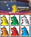 EVI 58-Stiker Wiper Ekor Kucing Bergerak/Moving Tail Cat