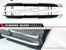 CRT 64-FootStep/Side Step/Injakan Samping/Running Board Modulo All New CRV Turbo