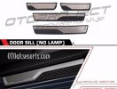 CRT 68-Sill Plate Samping/Side Scuff Plate Kombinasi/Door Sill Plate OEM All New CRV Turbo