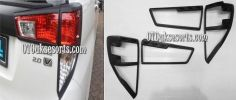 ANR 134-Garnish Belakang black carbon/Stop Lamp Carbontivo All New Innova Reborn 2016