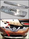 NSX 66-Front and Rear Skid Plate Stainless Steel All New Nissan X-Trail