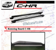 CHR 38-Foot Step / Side Step / Injakan Samping / Running Board Toyota CHR