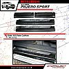 NPJ 162-Sill Plate Samping/Side Scuff Plate Kombinasi/Door Sill Plate non lamp All New Pajero Sport